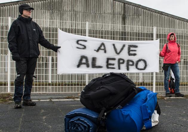 We have been similarly clueless about those live-tweeting the end of their world from the frontlines of Aleppo. We cannot comprehend what it means to be refugees so desperate to leave a war-torn country that even risk of death is acceptable collateral