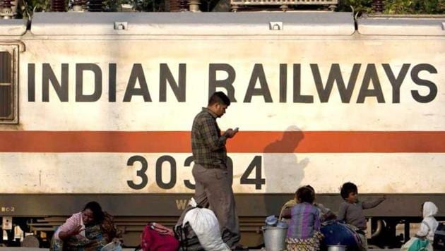 Indian Railways has been a lifeline for 23 million Indians every day.(AFP File Photo)
