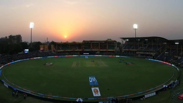 The Green Park Stadium in Kanpur during an Indian Premier League match earlier this year.(BCCI)