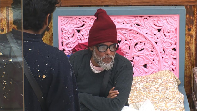Swamiji continues to play the creator of all chaos inside Bigg Boss house.(Colors)
