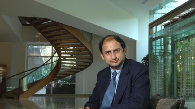 Viral Acharya teaches at the Stern School of Business in New York University.(Livemint Photo)
