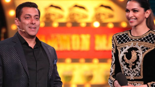 Salman Khan is hosting Bigg Boss for the sixth season. It is the tenth season for the show.(Colors)