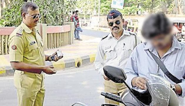 ffective enforcement has acted as an awareness campaign for the traffic police.(File photo for representation)