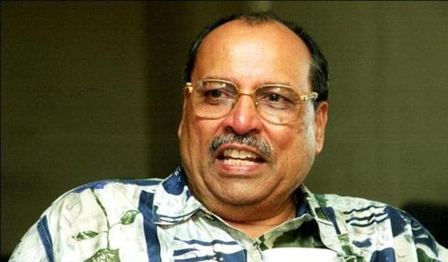 Former billiards champion Micheal Ferreira is one of the prime accused in the Qnet scam.(HT Photo)