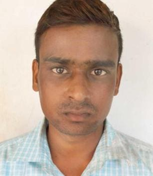 The Jaipur police on Wednesday arrested Priyanshu alias Lala for the murder of Varun Pandey.(HT Photo.)