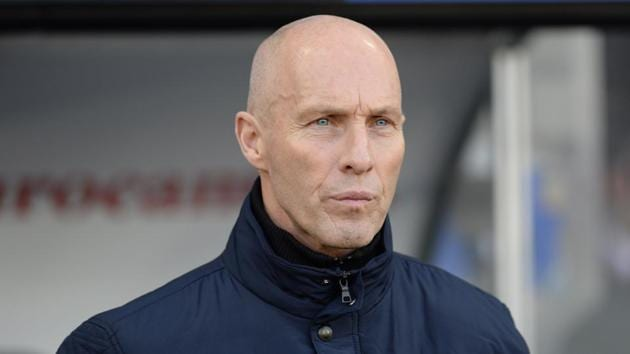 Swansea City AFC dismissed coach Bob Bradley on Tuesday after just 11 games in charge.(AP)