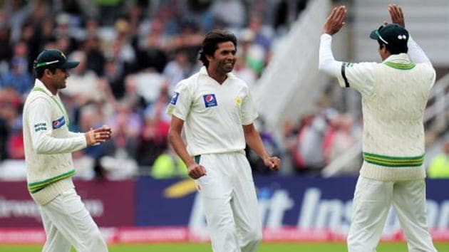 Mohammad Asif has described former India stars Rahul Dravid and VVS Laxman as technically the best batsmen he bowled to in his roller-coaster career.(Getty Images)