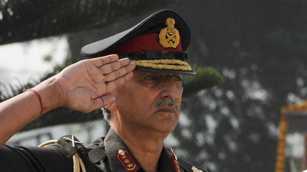 Lieutenant General Praveen Bakshi was overlooked by the government for the position of army chief, thereby abandoned a three-decades-old tradition of elevating senior-most officers as head of the military.(Subhankar Chakraborty/HT PHOTO)