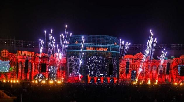 The four-day festival started at Kesnand, near Pune, on Wednesday.(Rudgrcom)