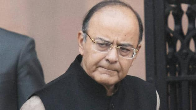 Finance minister Arun Jaitley is looking to present a growth-oriented Budget on February 1.(PTI)