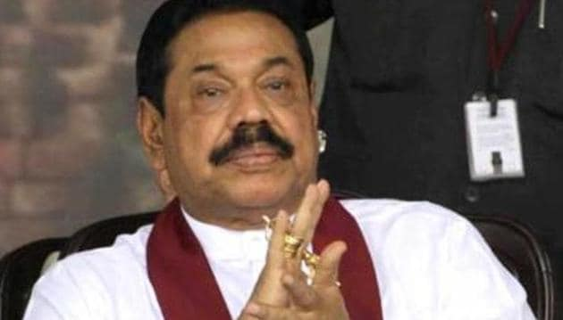 Mahinda Rajapaksa was the sixth President of Sri Lanka and Commander in Chief of the Sri Lankan Armed Forces. He served from 19 November 2005 to 9 January 2015.(AP File Photo)