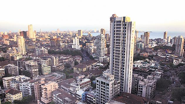 The skyline of Mumbai city. Demonetisation, coupled with the implementation of RERA, REITs and Benami Transactions (Prohibition) Amendment Act, 2016, besides reforms related to Foreign Direct Investment, can usher in a new era for the real estate sector.(BLOOMBERG NEWS)