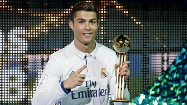 Cristiano Ronaldo has turned down the chance to leave Real Madrid for an unnamed Chinese club for a transfer fee of 300 million euros(Reuters)