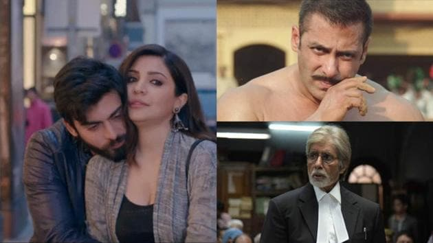 From Amitabh Bachchan and Aishwarya being named in the Panama papers to a blanket ban on Pakistani actors in the industry, Bollywood courted several controversies in 2016. Here's a look.