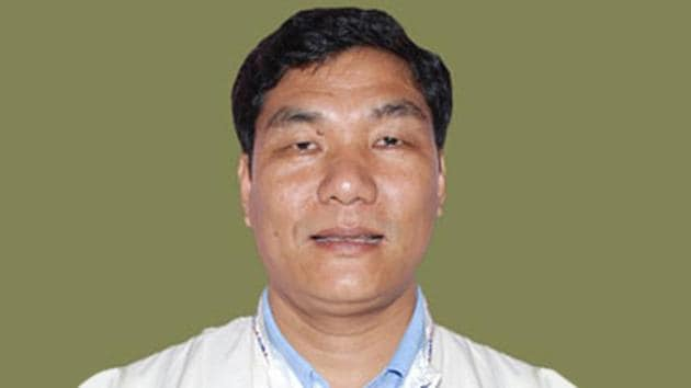 Takam Pario is the richest MLA in Arunachal Pradesh.(Photo credit: Govt of Arunachal Pradesh)