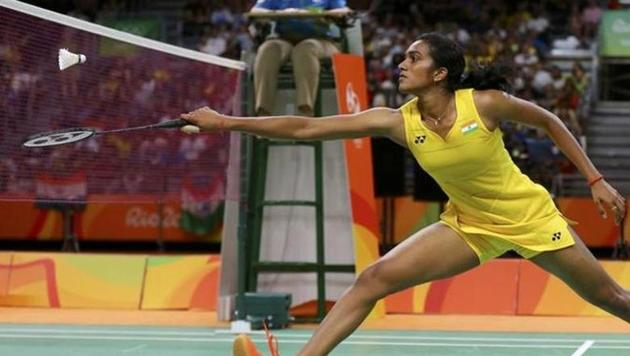 PV Sindhu had a great run in 2016 as she clinched her first Superseries title and then produced a brilliant performance in the Rio 2016 Olympics.(REUTERS)