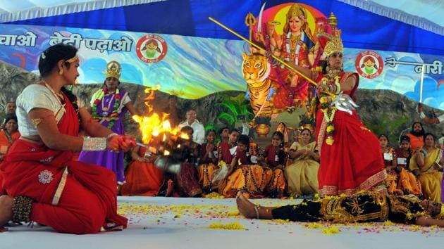 Besides the heritage sites, Madhya Pradesh is also known for religious tourism.(Pic for representation)