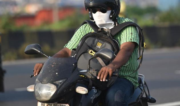 Noise emitted by bikes without silencers is as loud as a disco, which is anywhere between 100dB and 110dB.(File photo for representation)