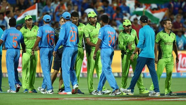 Pakistan Cricket Board will take legal action against BCCI as India has not played a bilateral series with Pakistan since 2007 in spite of the signed MOU which says that the teams will play six series within 2022.(Getty Images)