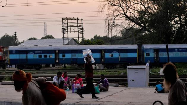 Railways has initiated a move to separate the role and functions of the ministry from that of the seven-member Railway Board.(AFP File Pgoto)