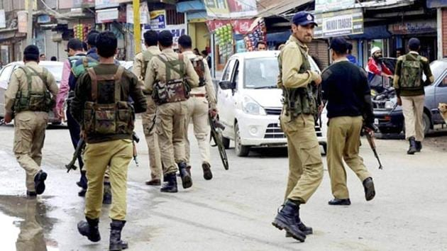 The security forces had cordoned off the Galander area of the district following information about militant presence there.(File photo for representation)