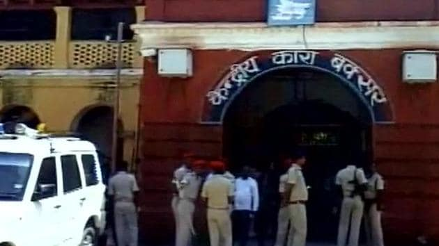 Five prisoners escaped from the Buxar jail on Saturday.(ANI Photo)