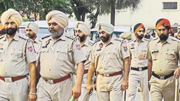 This is the second incident in a month while sixth in the year in the district, in which cops were attacked and faced embarrassment.(HTRepresentative Image)