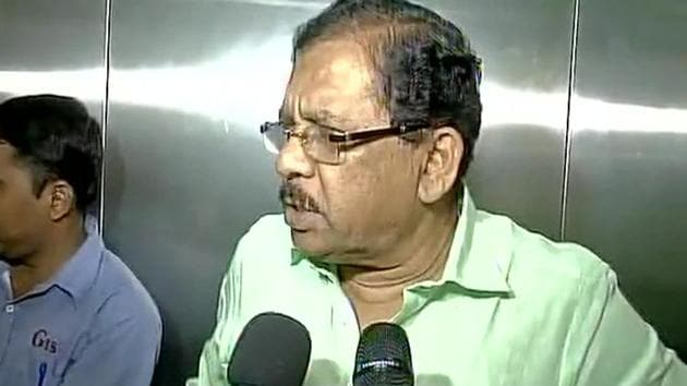 Karnataka's home minister G Parmeshwara appeared to brush aside reports that several women were allegedly molested in Bengaluru during New Year celebrations.(ANI Photo)