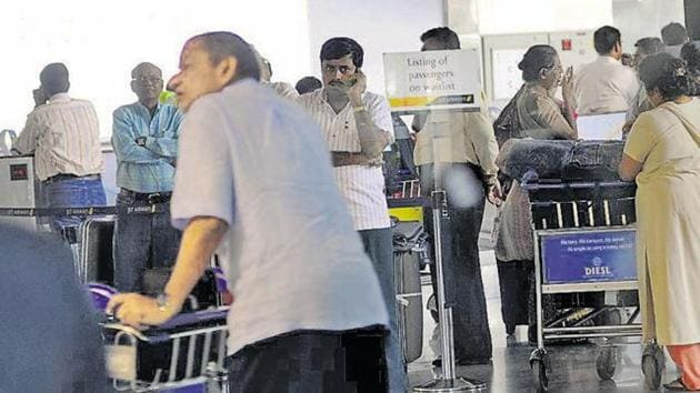 According to officials, there have been stray cases of passengers landing up at the wrong terminal, after a few domestic operations moved into T2.(Pic for representation)