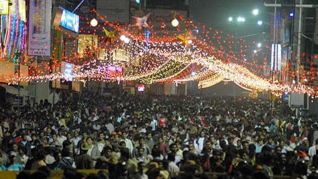 New Years eve revelry in Bengaluru's MG Road has been marred by allegations of mass molestation(File Photo)