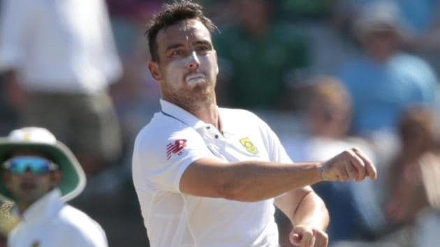 Kyle Abbott and Rilee Rossouw decided to end their career with the South Africa cricket national team as they signed a kolpak contract with English county side Hampshire.(AFP)