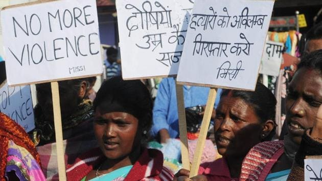 The nun was allegedly gang raped at a nursing centre run by missionaries in Pandari area of Raipur.(HT File Photo)