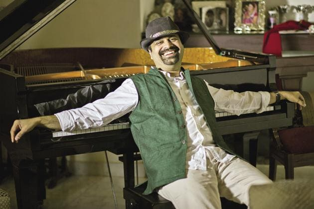 For Anil Srinivasan , music is the easiest and most truthful medium to express yourself(Inni Singh)