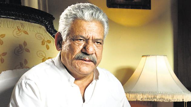 Actor Om Puri died on Friday of a massive heart attack.(File photo)