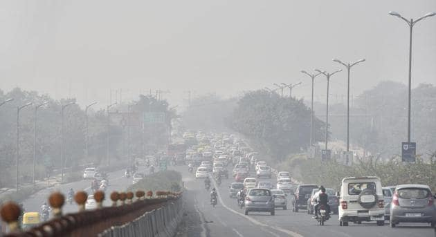 In 2012, International Agency for Research on Cancer, a part of the World Health Organization, classified diesel engine exhaust as carcinogenic to humans.(Mohd Zakir/ HT file photo)