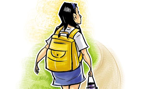 The circular, issued on January 7, asks officials to ensure schools — irrespective of their managements — do not take private tests, without permission from the state government.(Representational picture)