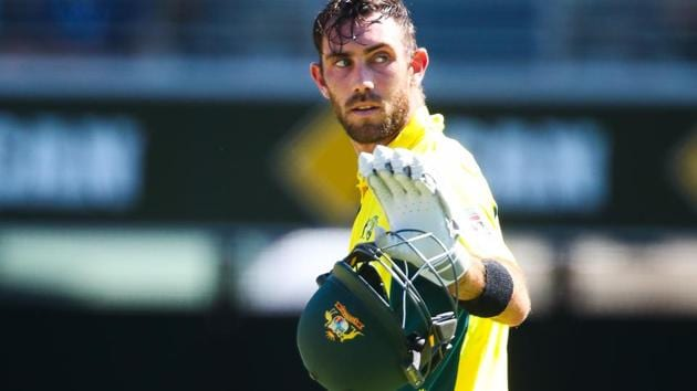 Glenn Maxwell who plays for Kings XI Punjab in the IPL, is back in the Australia national cricket team for the Test tour of India that starts next month. Australia has picked four spinners and players with experience in India in the squad for the four-match series against India national cricket team.(AFP)