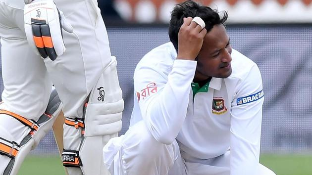 Bangladesh national cricket team will play India cricket team in a one-off Test in Hyderabad from February 9-13, a day later than the original schedule.(AFP)