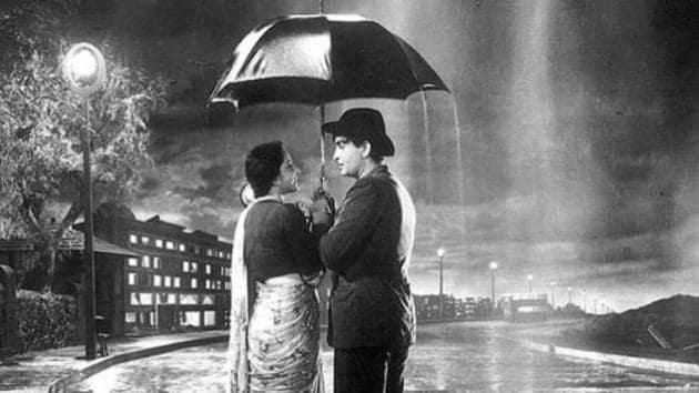 Raj Kapoor starred opposite Nargis in Aag (1948), Barsaat (1949) and Awara (1951).