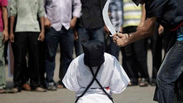 Saudi Arabia, one of the world's most prolific executioners, on Tuesday carried out its first death sentence of the year, after more than 150 in 2016(Representational Photo)