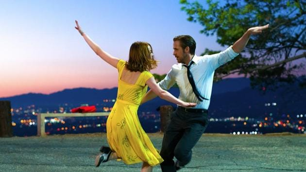 La La Land is a hot favourite during this year's awards season.