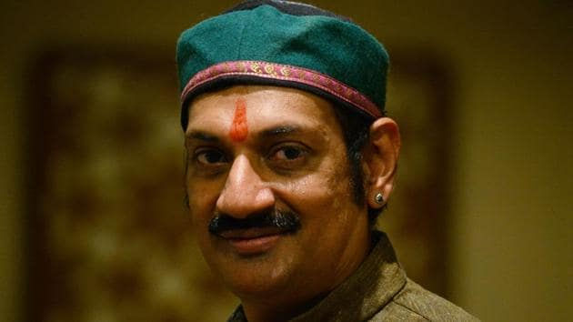 Prince Manvendra Singh Gohil, India's first openly gay royal and AIDS activist, speaks during an interview in New Delhi. A member of a royal warrior clan and heir apparent to the throne of Rajpipla in Gujarat, Gohil uses his fame and status to educate the gay community about safe sex and their rights in a country where gay sex is a criminal offence.(AFP)