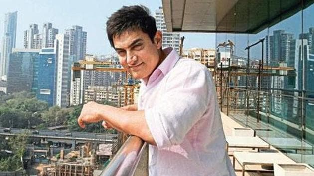 Aamir Khan's latest hit, Dangal has made over Rs 370 crore.(HT Photo)