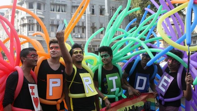 January is Pride Month in Mumbai with the biggest events lined up in the week leading up to the Queer Azadi March on January 28.(HT Phot)