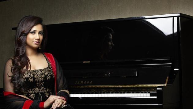 Shreya Ghosal is no more interested in singing item numbers.