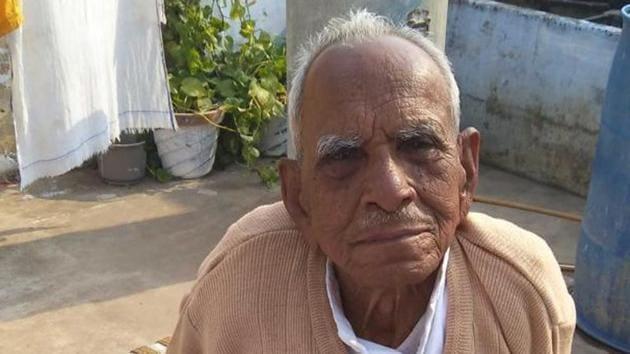 Jamuna Prasad was an MLA four times and minister twice.(HT Photo)