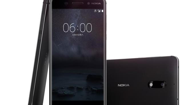 The new Nokia 6, the latest and first android launch from the stable of the cellphone giant of yore
