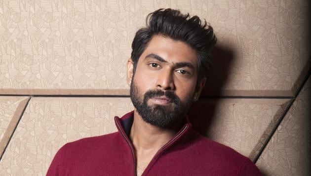 Actor Rana Daggubati has done most of the under water sequences on his own.
