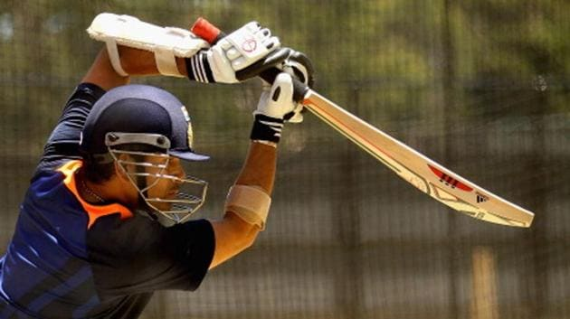 Sachin Tendulkar's batting technique and style is stuff of legends but the former India cricket team captain believes that one should always be open to suggestions and keep looking out at areas to improve.(Getty Images)