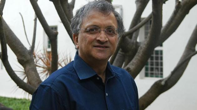 Ramachandra Guha, Infrastructure Development Finance Company MD, Vikram Limaye and former Indian women's team captain, Diana Edulji have been named to the panel headed by former Comptroller and Auditor General, Vinod Rai(Kashif Masood/ Hindustan Times)